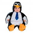 Pinguino costume neonato