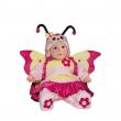 Farfallina costume neonata