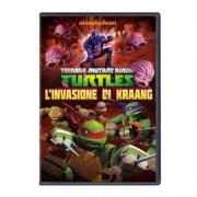 Tartarughe Ninja - L'invasione dei Kraang Dvd