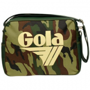 Borsa Gola Redford Camo Dark Green/Khaki/Cream