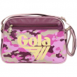 Borsa Gola Mini Redford Camo Aubergine/Purple/Cream