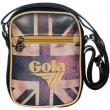 Borsa Gola Maclaine MK II Vintage UJ Black/Gold/Multi