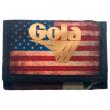 Portafoglio Gola Big Coppola Camo USA vintage Camo/Gold/Multi