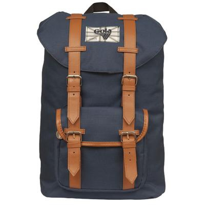 Zaino Gola Bellamy 2 navy/tan