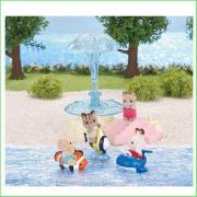 Sylvanian families giochi da spiaggia