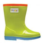 Stivali pioggia in gomma taglia 25
