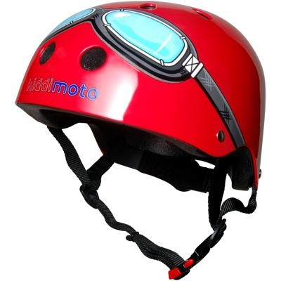 Casco Kiddimoto red goggle medium