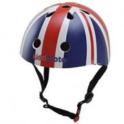 Casco bici Bandiera inglese tg. M