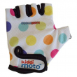 Guanti Kiddimoto Pastel Dotty medium