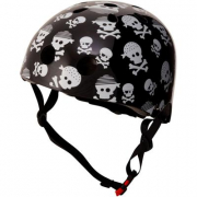 Casco Kiddimoto skullz medium