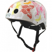 Casco Kiddimoto butterfly medium