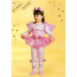 Costume Pixie Rose tg. 1/2 anni