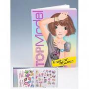 Top Model Sticker accessori moda