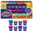 Play-Doh Confezione 8 Vasetti Plus