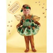 Costume Magico Bosco baby tg. 2/3 anni