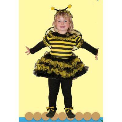 Piccola ape costume 0/1 anni