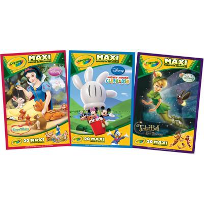 Maxi Pagine da Colorare Disney