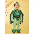 Costume Peter Pan tg. 2/3 anni