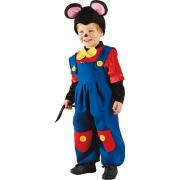 Topino costume 1/2 anni