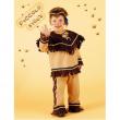 Costume Piccolo Sioux 2/3 anni