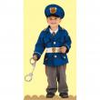 Poliziotto costume 0/1 anni