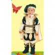 Principe filippo costume 2/3 anni