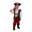 Costume Capitano dei Corsari tg. 2/3 anni