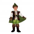 Costume Robin Hood baby 1/2 anni