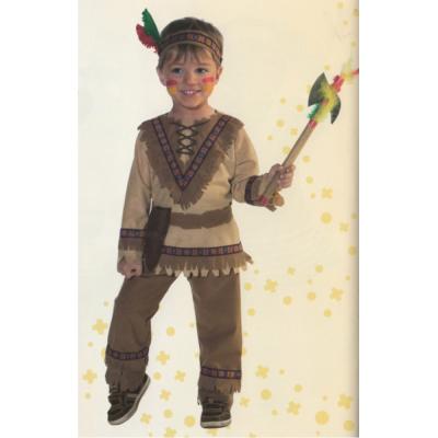 Baby cheyenne costume 1/2 anni