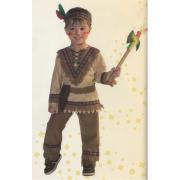 Baby cheyenne costume 2/3 anni