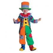 Pagliaccio costume 1/2 anni