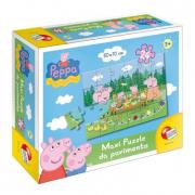 Peppa Pig Maxi Puzzle da pavimento 24 pz