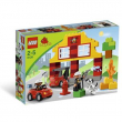 6138 Lego Duplo La mia prima caserma dei pompieri 2-5 anni