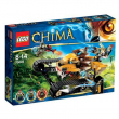 70005 Lego Chima - Il Cingolato Leone di Laval 8-14 anni