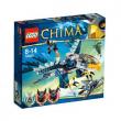 70003 Lego Chima - L'Intercettatore Reale di Eris 8-14 anni