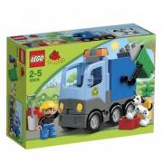 10519 Lego Duplo Camioncino della spazzatura 2-5 anni