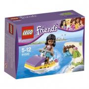 41000 Lego Friends - Acrobazie sul jet ski 5-12 anni