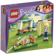 41011 Lego Friends - L'allenamento di calcio di Stephanie 5-12