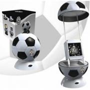 Pallone Orologio sveglia e luce da scrivania Juventus