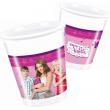 Bicchieri Festa Violetta Disney 8 pz