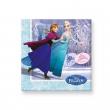 Frozen 20 tovaglioli carta 33x33 cm.