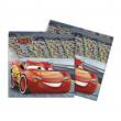20 tovaglioli carta Cars 3