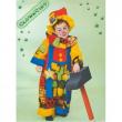 "Costume Clown ""Clowncino"" tg.1/2"
