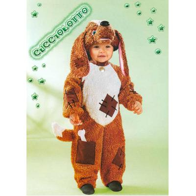 """Costume """"Cucciolotto"""" tg. 2/3 anni"""