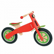 Bicicletta senza pedali in legno Goula