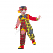 Clown monellino costume
