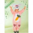 """Costume coniglio """"Coniglietta"""" tg. 1/2 anni"""