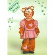 Costume Pretty Bear tg. 0/1 anni