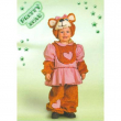 Costume Pretty bear tg. 1/2 anni