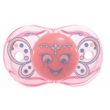 Ciuccio RazBaby Betty Butterfly Pink